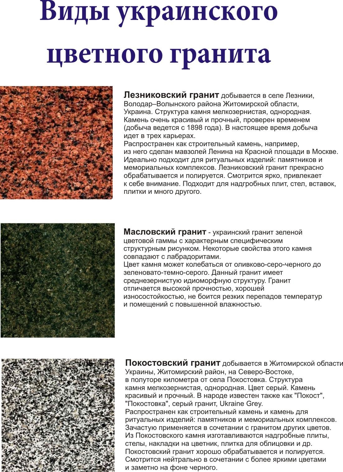 Памятники украина цветные01 стр