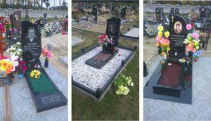 Щебень фото на кладбище